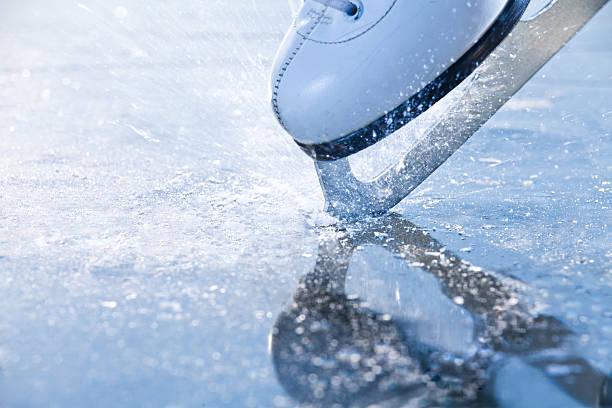 L'heure de la reprise de l'activité patinage a sonné !