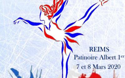 Championnat de France Novice – Reims – 07 & 08 Mars 2020