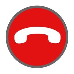 Stop téléphone et répondeur