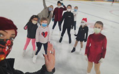 Reprise du patinage à l'APAC depuis le 15/12